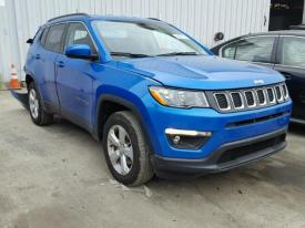 Salvage Jeep Compass